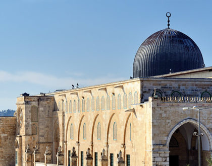 The History of Masjid Al Aqsa: The Barometer of Faith - Umm Sahl